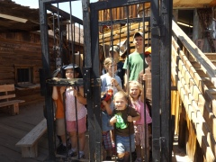 The kids in jail - I would have liked to leave some of them there for a short time.